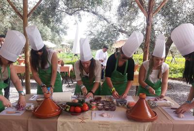 Image de cuisine amnage chef de cuisine primary for Atelier cuisine marrakech